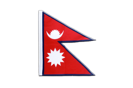 Nepal - Sleeved Flag PRO 2x3 ft