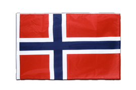 Norway - Sleeved Flag PRO 2x3 ft