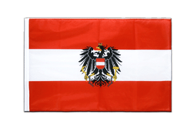 Austria eagle - Sleeved Flag PRO 2x3 ft
