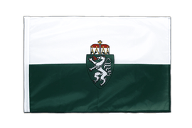 Styria - Sleeved Flag PRO 2x3 ft