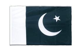 Pakistan - Sleeved Flag PRO 2x3 ft
