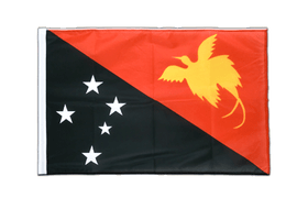 Papua New Guinea - Sleeved Flag PRO 2x3 ft