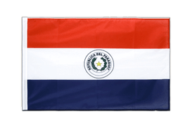 Sleeved Paraguay Flag PRO - 2x3 ft