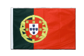 Sleeved Flag PRO Portugal - 2x3 ft