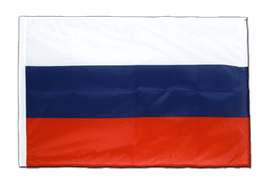 Russia - Sleeved Flag PRO 2x3 ft