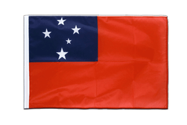 Samoa - Sleeved Flag PRO 2x3 ft
