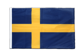 Sweden - Sleeved Flag PRO 2x3 ft