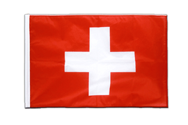 Sleeved Flag PRO Switzerland - 2x3 ft