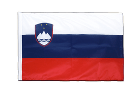 Slovenia - Sleeved Flag PRO 2x3 ft