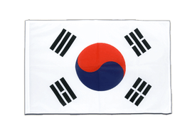 Sleeved South Korea Flag PRO - 2x3 ft