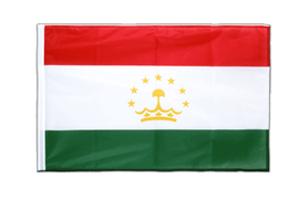Tajikistan - Sleeved Flag PRO 2x3 ft