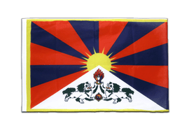 Tibet - Sleeved Flag PRO 2x3 ft