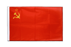 USSR Soviet Union - Sleeved Flag PRO 2x3 ft