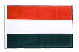 Hungary - Sleeved Flag PRO 2x3 ft