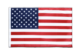 USA - Sleeved Flag PRO 2x3 ft