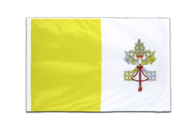 Vatican - Sleeved Flag PRO 2x3 ft
