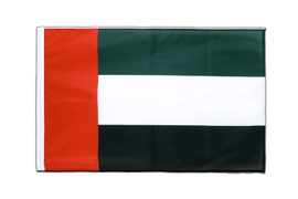 United Arab Emirates - Sleeved Flag PRO 2x3 ft