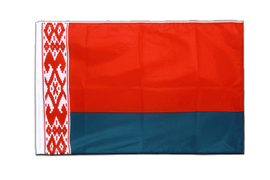 Sleeved Belarus Flag PRO - 2x3 ft