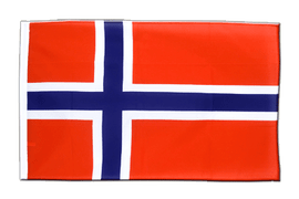 Sleeved Norway Flag ECO - 2x3 ft