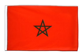 Morocco - Sleeved Flag ECO 2x3 ft