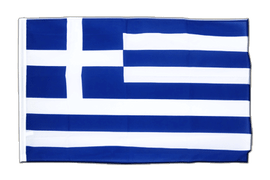 Sleeved Greece Flag ECO - 2x3 ft
