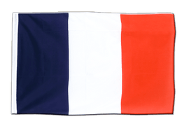 Sleeved France Flag ECO - 2x3 ft