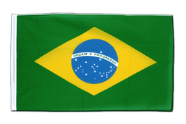 Brazil - Sleeved Flag ECO 2x3 ft