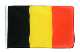 Belgium - Sleeved Flag ECO 2x3 ft
