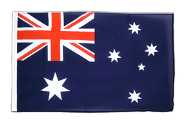 Australia - Sleeved Flag ECO 2x3 ft