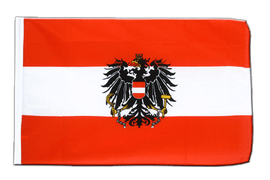 Austria eagle - Sleeved Flag ECO 2x3 ft