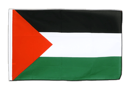 Palestine - Sleeved Flag ECO 2x3 ft