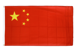 China - Premium Flag 3x5 ft CV