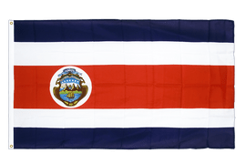 Costa Rica - Premium Flag 3x5 ft CV
