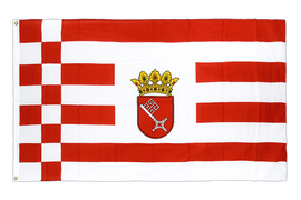 Bremen - Premium Flag 3x5 ft CV