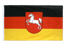 Lower Saxony - Premium Flag 3x5 ft CV