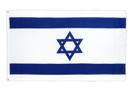 Israel - Premium Flag 3x5 ft CV