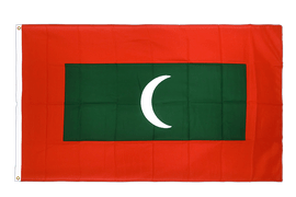 Maldives - Premium Flag 3x5 ft CV