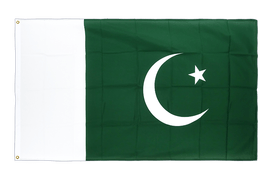 Pakistan - Premium Flag 3x5 ft CV