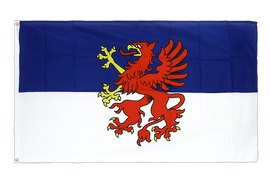 Buy Pomerania - Premium Flag 3x5 ft CV