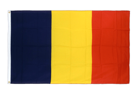 Rumania - Premium Flag 3x5 ft CV