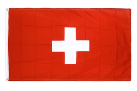 Switzerland - Premium Flag 3x5 ft CV
