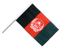Afghanistan - Stockflagge PRO 60 x 90 cm