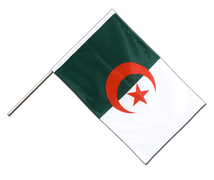 Algeria - Hand Waving Flag PRO 2x3 ft