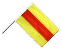 Baden - Hand Waving Flag PRO 2x3 ft