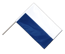 Bavaria without crest - Hand Waving Flag PRO 2x3 ft