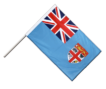 Hand Waving Flag PRO Fiji - 2x3 ft