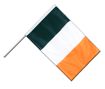 Ireland - Hand Waving Flag PRO 2x3 ft
