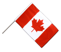 Canada - Hand Waving Flag PRO 2x3 ft
