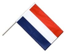 Netherlands - Hand Waving Flag PRO 2x3 ft