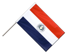 Paraguay Hand Waving Flag PRO - 2x3 ft